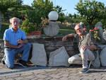 Lo scultore di Vesime, Nando Gallo, interpreta il misterioso Codice Voynich