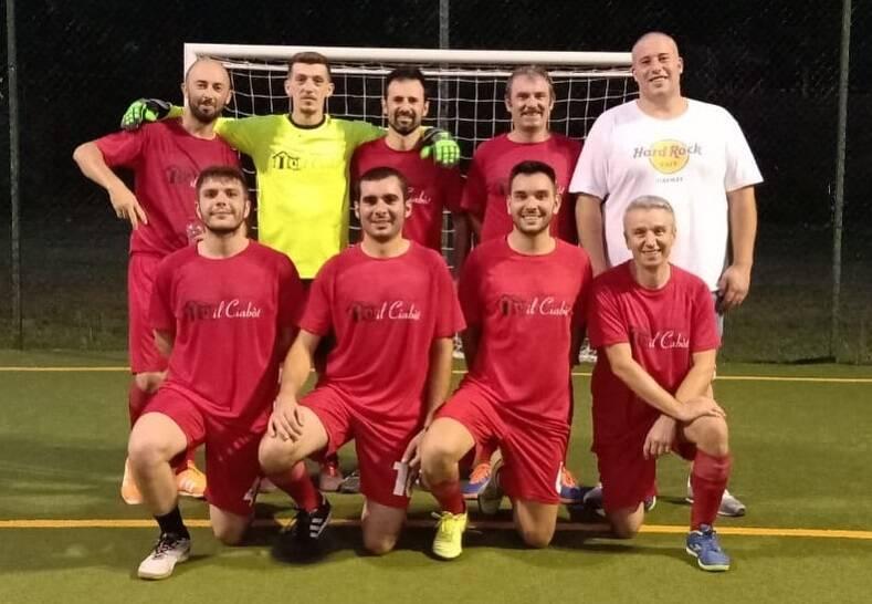 castelnuovo belbo Primo Torneo di Calcio a 5 misto del Poldo
