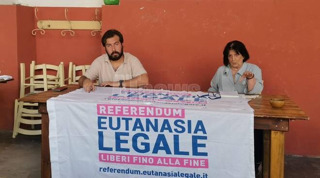 conferenza comitato raccolta firme eutanasia legale