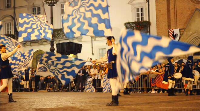 festival delle magie gorzegno sbandieratori asti