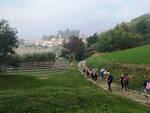 gran trekking castelli bruciati cerrina