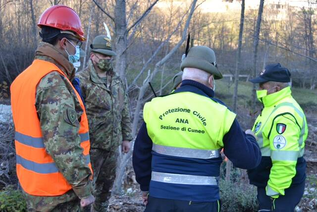 operazione luto protezione civile esercito