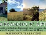 """""""Paesaggio è arte"""" lungo l'Itinerario letterario di Davide Lajolo """"I bricchi del barbera"""""""