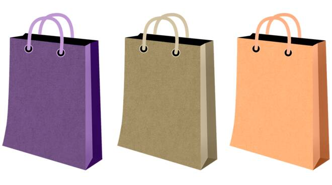 shopper borse da spesa Image by Please Don't sell My Artwork AS IS from Pixabay