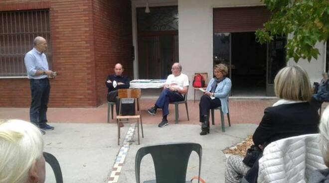LibrInValle ha fatto tappa a Serralunga di Crea con le Chiavi del tempo di Pier Angelo Piazza