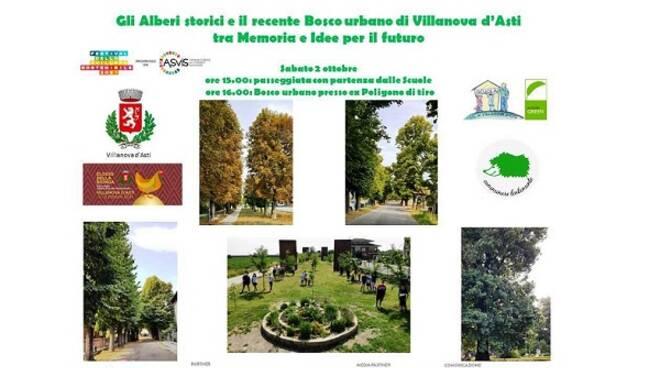 festa bosco urbano ic villanova