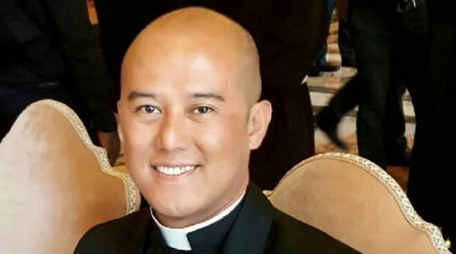 padre Benjie Calangi
