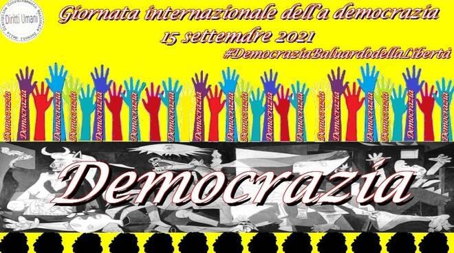 Giornata internazionale della democrazia 2021