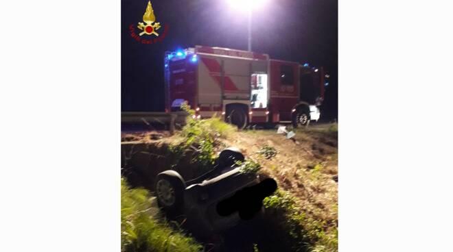 Incidente Costigliole d'Asti valcioccaro