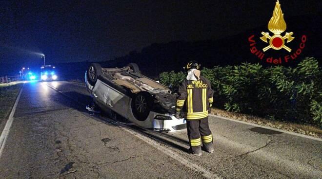 Incidente montaldo Scarampi