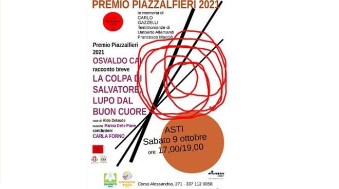premio piazza alfieri 2021