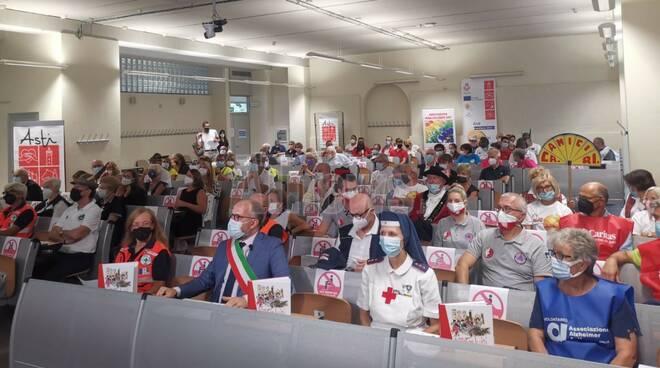 Presentazione candidatura Asti Città Europea del Volontariato