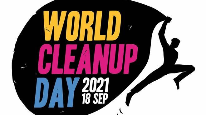 World Clean Up day del 18 settembre 2021