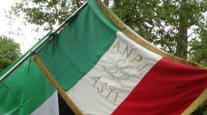 anpi asti bandiera tricolore