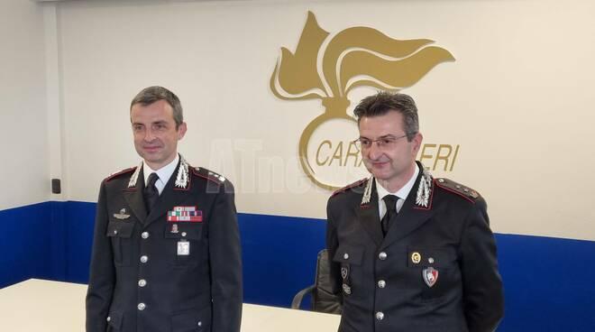 carabinieri asti tenenti colonnelli breda e balbo