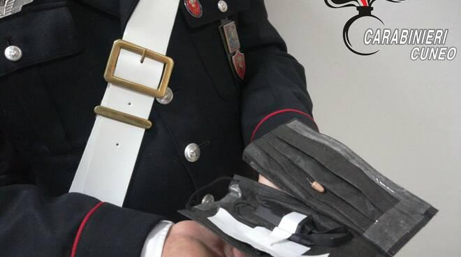 carabinieri cuneo esami patente teoria