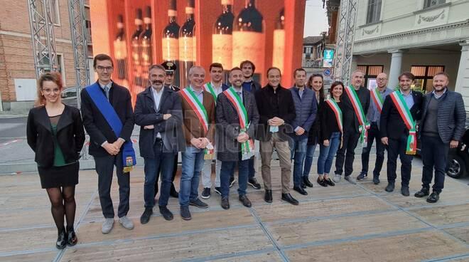 Inaugurazione Fiera del Tartufo Mombercelli 2021