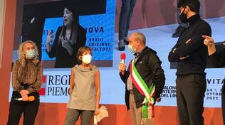 le studentesse del CPIA 1 ASTI premiate al Salone del Libro di Torino per il Concorso Letterario Nazionale Lingua Madre