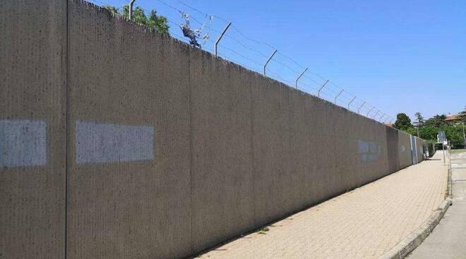 muro ex caserma govone alba