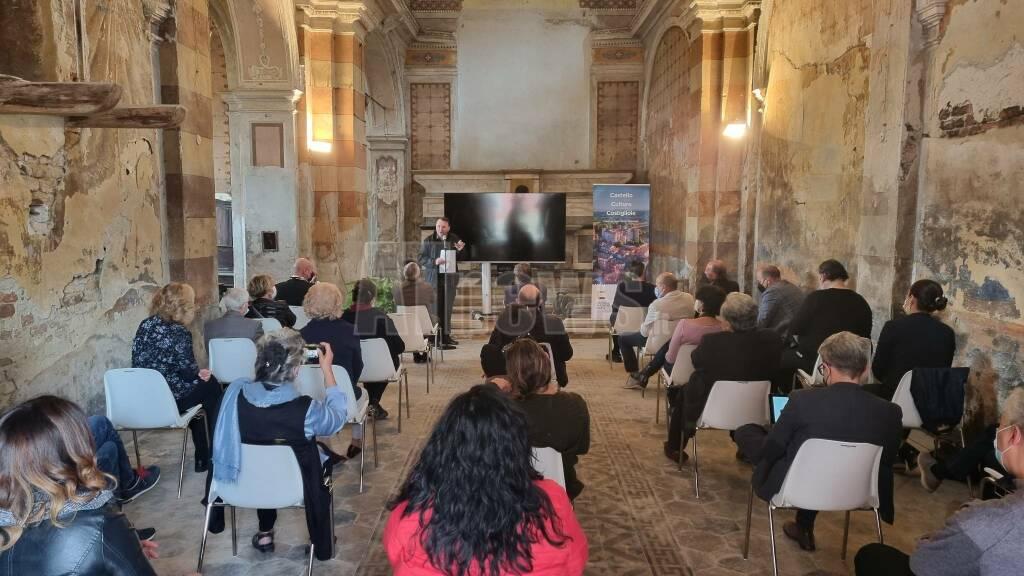Presentazione delle opere di restauro della Confraternita della Misericordia e del Castello di Costigliole d'Asti