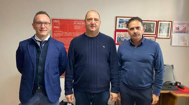 solidarietà Fratelli d'Italia a Cgil asti